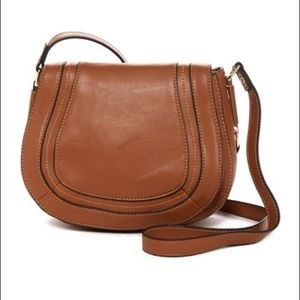 French Connection - Liza Crossbody Brown-Nutmeg